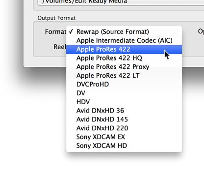 ClipWrap : Easy AVCHD and HDV Conversion for the Mac
