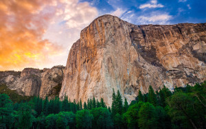 Yosemites-El-Capitan-Mountain-Wall-Wallpaper
