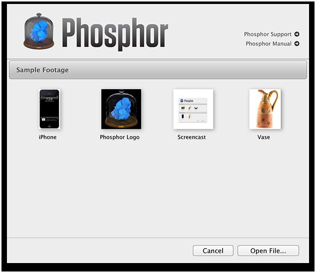 Phosphor Manual - divergent media